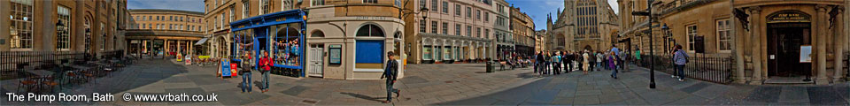 City of Bath panorama
